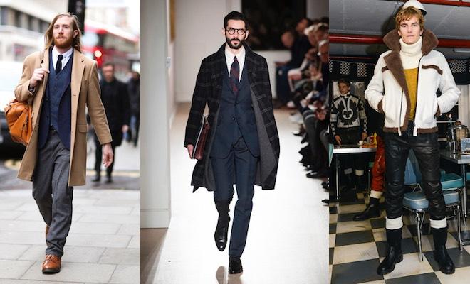 low cost 12fce c31ca Scarpe e vestiti stile inglese. 8 tendenze uomo da copiare ...