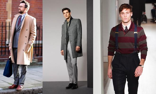 moda uomo stile inglese