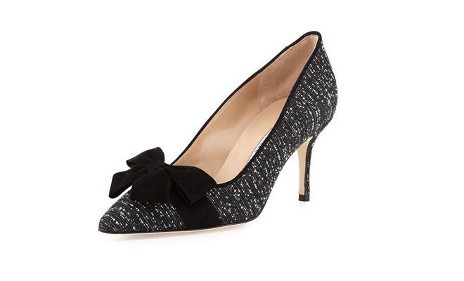 scarpe donna Manolo Blahnik