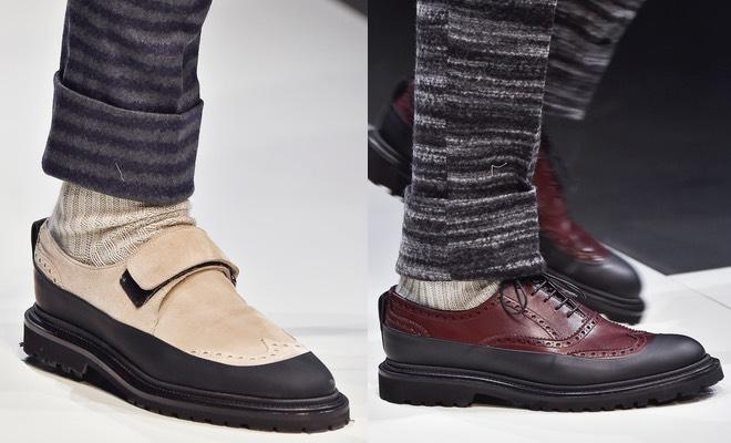 scarpe uomo Canali inverno 2016