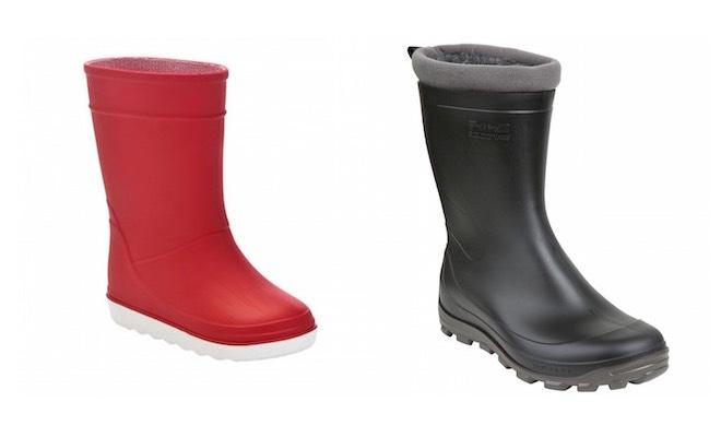 stivali da pioggia bambini inverno 2016