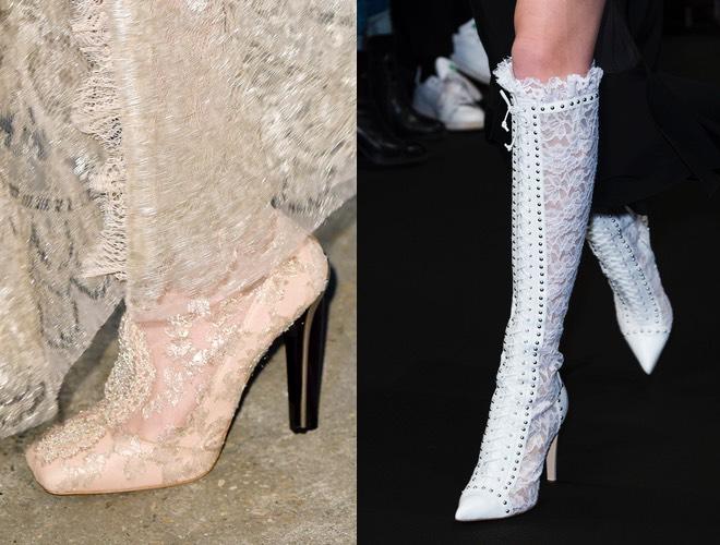 Preferenza Le migliori scarpe sposa per l'inverno 2015 - 2016 - Scarpe Alte  VD73