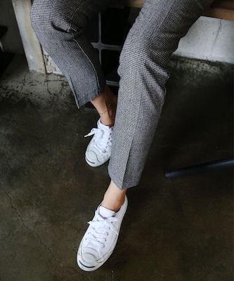 Converse pantaloni eleganti