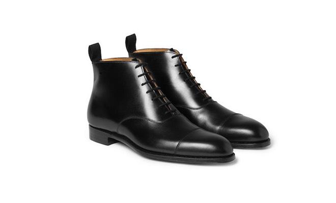 George Cleverley scarpe uomo inverno 2016