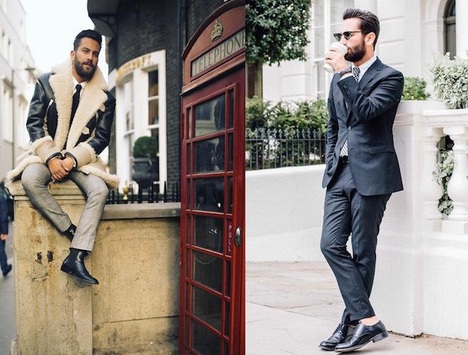 new product b778b c5751 Scarpe uomo per abito grigio, come abbinarle - Scarpe Alte ...
