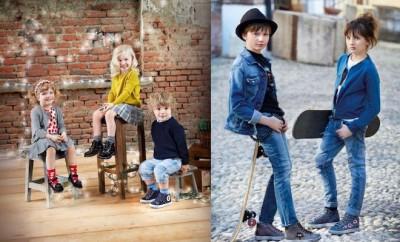 NeroGiardini scarpe bambini inverno 2016