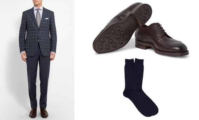 Scarpe calze uomo 2016