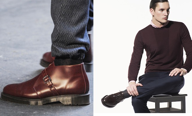 Scarpe calze uomo