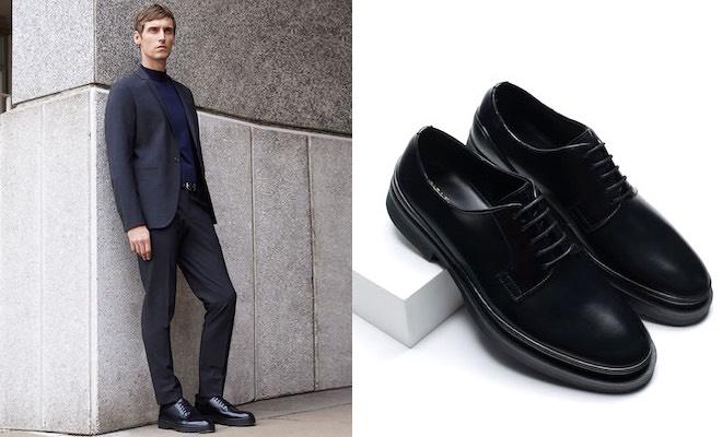 Scarpe Matrimonio Uomo Zara : Scarpe uomo calde per l inverno idee tra moda e