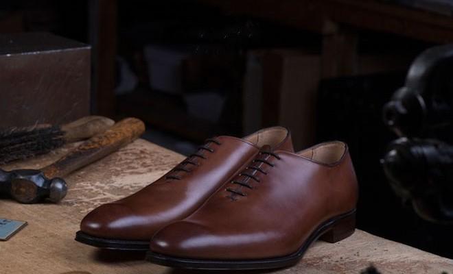 factory authentic 6cf98 6956c 5 tra le più belle scarpe inglesi da uomo. Foto e prezzi ...