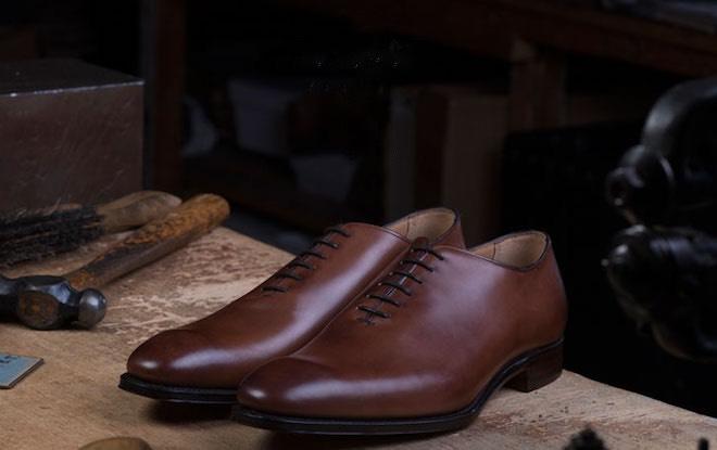Scarpe inglesi fatte a mano