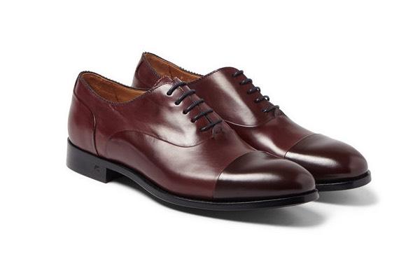 scarpe uomo inverno rosse