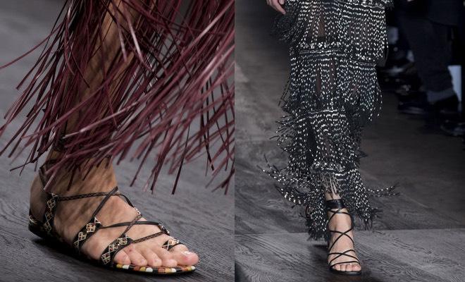 Valentino donna estate 2016 sandali