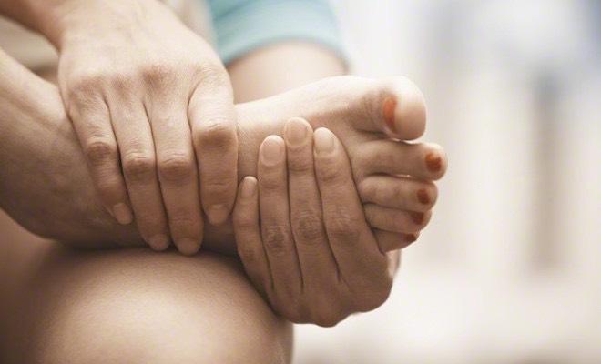 dolore alla piante del piede