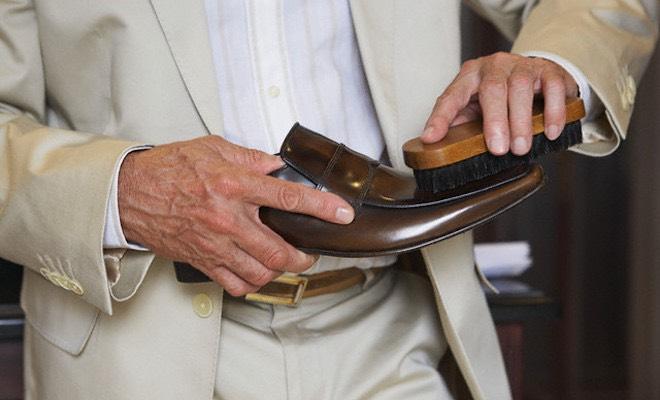 Come lucidare le scarpe Scarpe Alte Scarpe basse