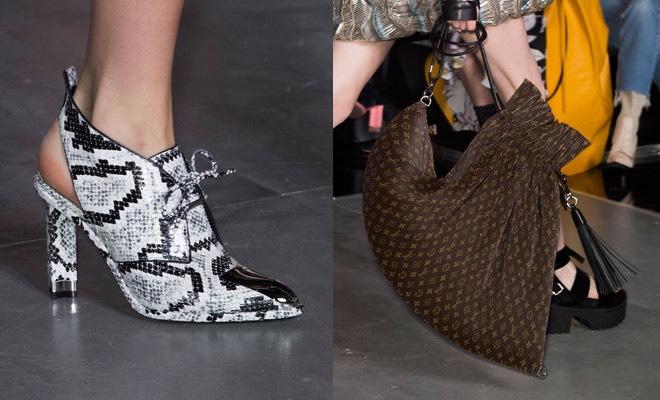 Vuitton Donna estate 2016 tra scarpe stringate e borse chic - Scarpe ... b52dacfb1e0