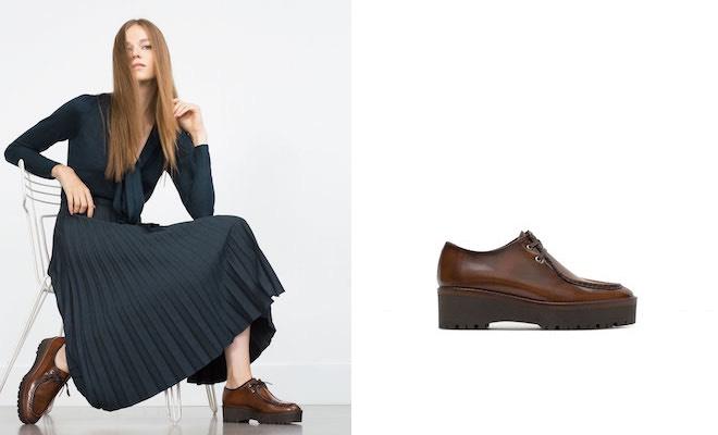 scarpe e gonna inverno 2015