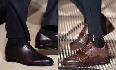 scarpe marroni sportive eleganti 2016