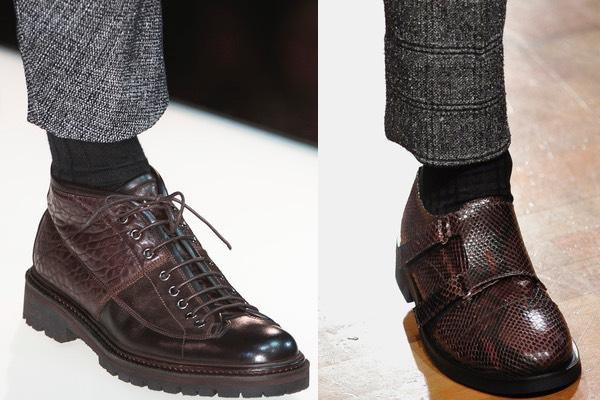 scarpe uomo marroni inverno 2016