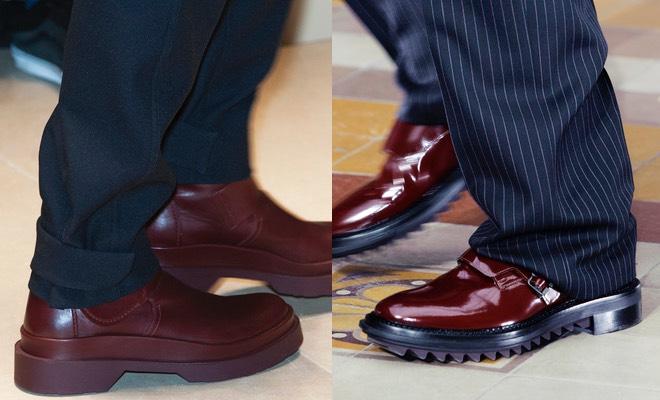 uomo scarpe bordeaux abbinamenti