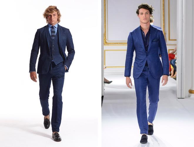 Idee Vestito Matrimonio Uomo Estate : Scarpe nere per vestito blu da uomo idee gli