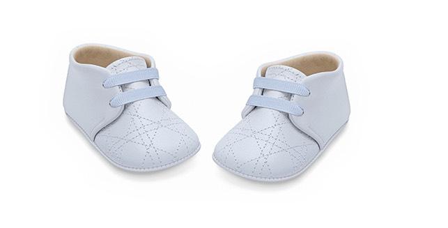 Baby Dior scarpe neonato