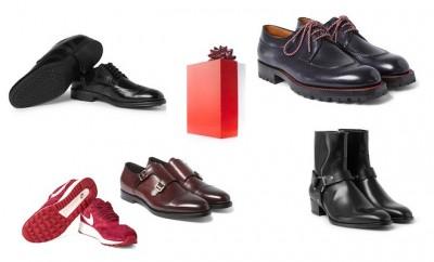 Natale scarpe da regalare a un uomo