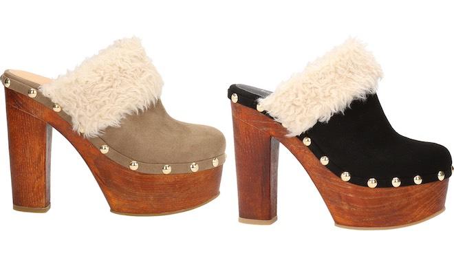 Primadonna zoccoli invernali