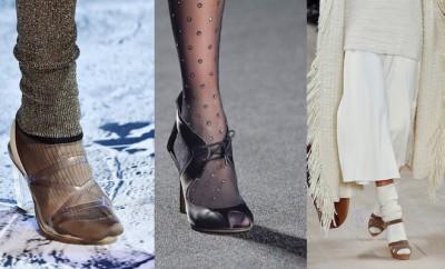 Sandali calze calzini inverno 2016