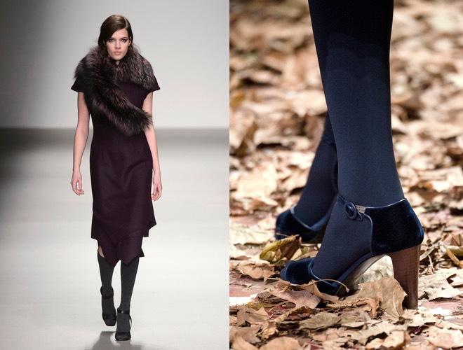 Scarpe calze donna inverno 2