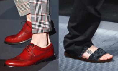 Scarpe e sandali uomo inverno 2016