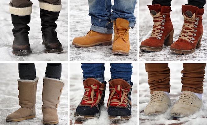 l'ultimo il più votato a buon mercato cerca l'originale Quali scarpe sulla neve e quali evitare - Scarpe Alte ...