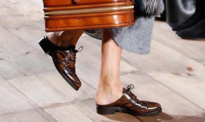 Scarpe donna aperte inverno 2016