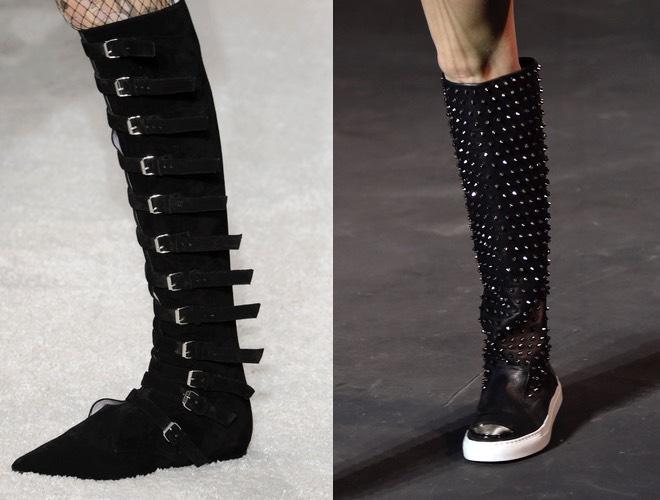 nuovo di zecca f3dbb fd2aa Stivali senza tacco, le scarpe moda dell'inverno - Pagina 2 ...