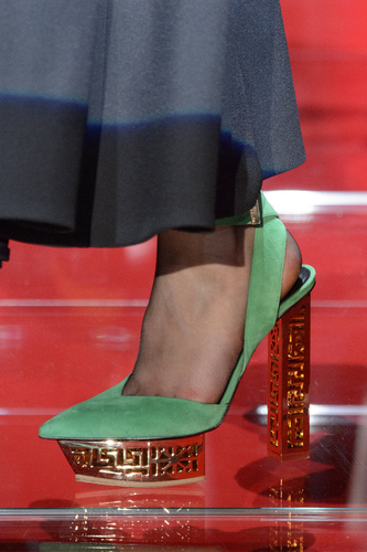 Versace scarpe donna 2016