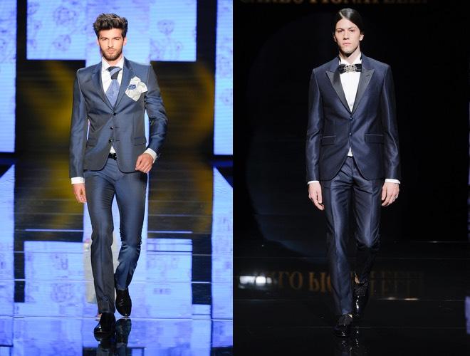 Vestito Matrimonio Uomo Giallo : Scarpe nere per vestito blu da uomo idee gli