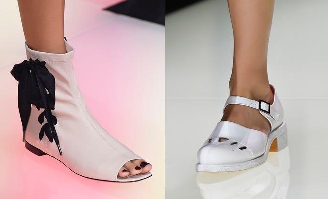 codice coupon più tardi design unico Emporio Armani donna estate 2016, scarpe basse e trasparenti ...