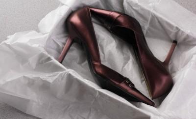 scarpe nuove puzza