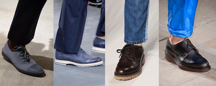 Scarpe moda uomo primavera estate 2016