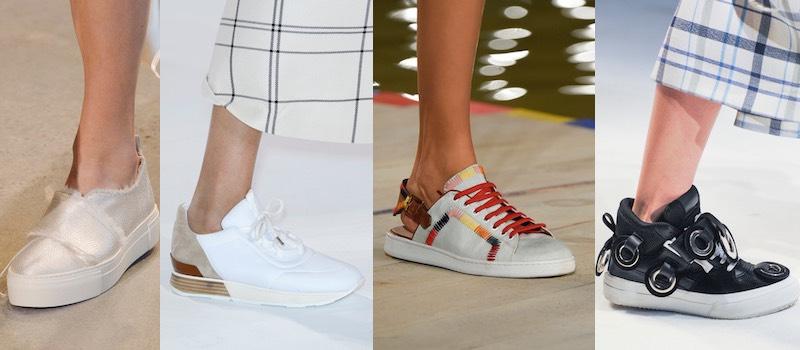Scarpe sportive donna estate 2016