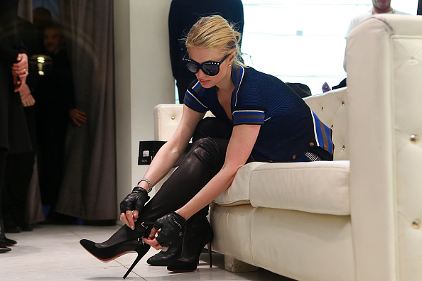 Milan Celebrity Sightings - January 21, 2015