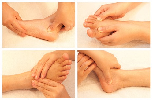 piedi massaggi