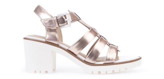 sandalo metal tacco comodo 2016