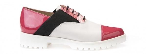 scarpa stringata donna Geox 2016