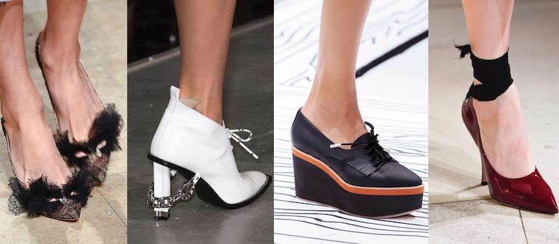 scarpe donna estate 2016