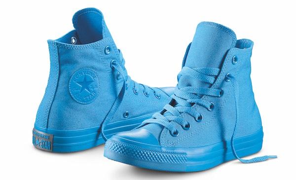 Converse All Star primavera estate 2016, scarpe punk e colorate ...