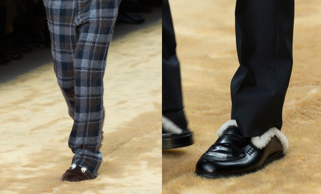 Vestaglia Da Camera Uomo : Fendi uomo inverno  tra pantofole e vestaglie scarpe