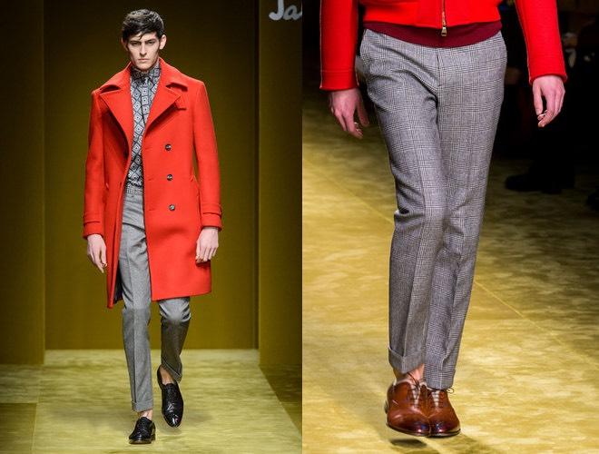 Ferragamo moda uomo inverno 2016