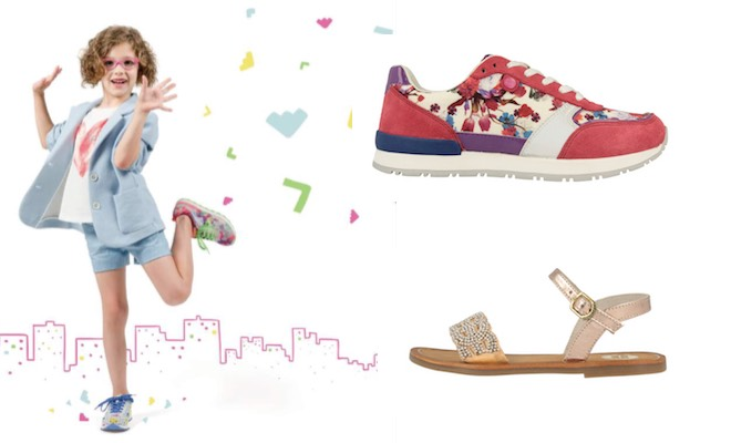 Gioseppao scarpe per bambina estate 2016
