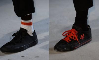 Raf Simons Adidas uomo inverno 2016